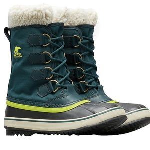SOREL Carnival Winter Snow Boots Sherpa NEW w/box